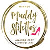 Muddy Stilletos Award Winner