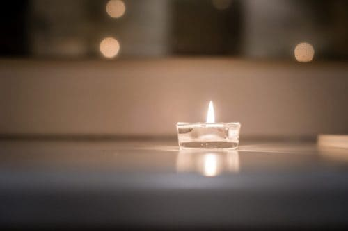 Candle in Varsity SPA Hotel