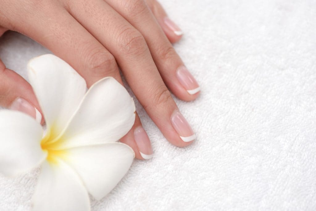 Hands Spa Manicure-min